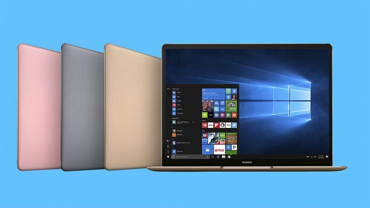 Con i nuovi MateBook, Huawei vuole dire la sua nel mercato laptop
