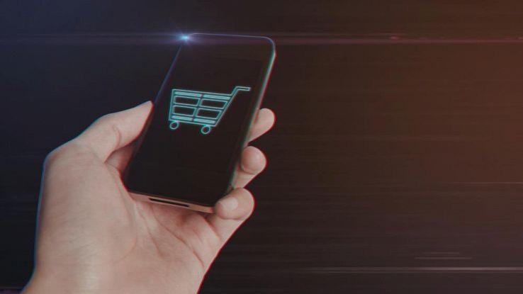 Acquisti online con lo smartphone