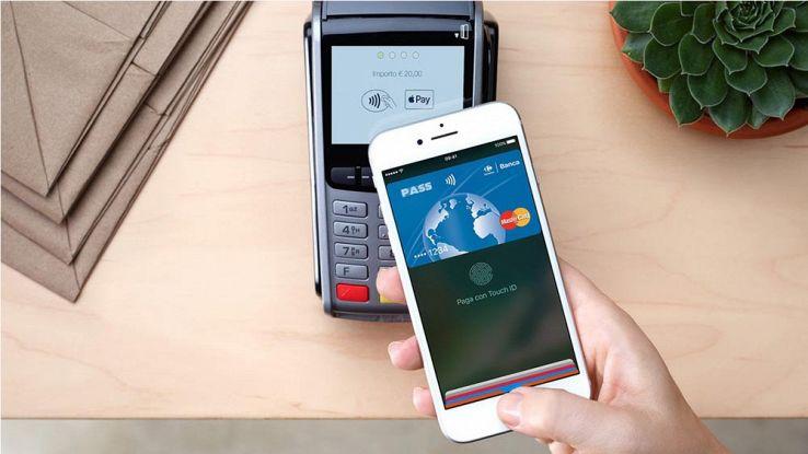 Apple Pay, da oggi anche in Italia: come funziona