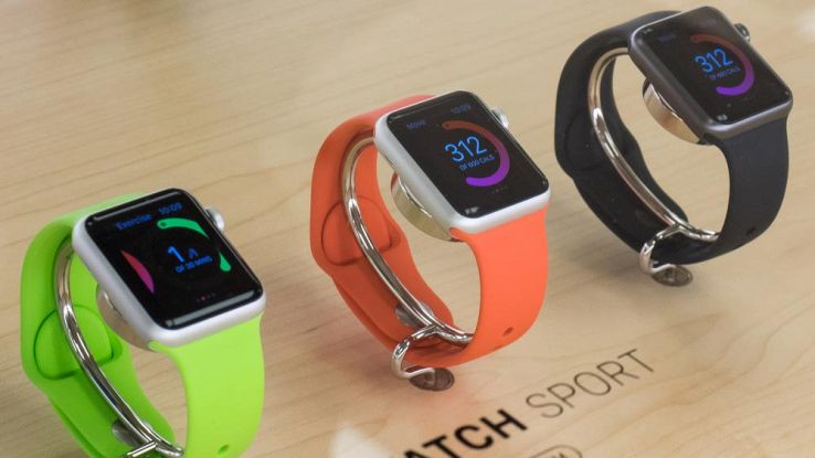 Apple, in prova schermi flessibili per i wearable del futuro