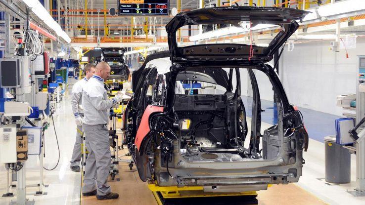 Fiat 4.0: a Cassino sbarca la fabbrica digitale
