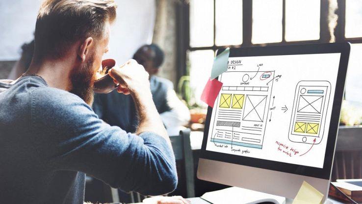 creare sito-web