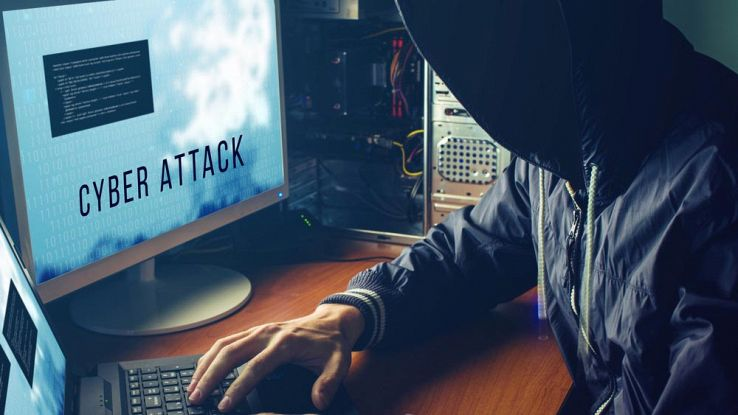 Cyber attacco in corso