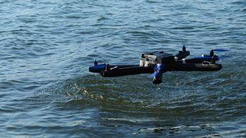 Diodon, il drone gonfiabile e impermeabile