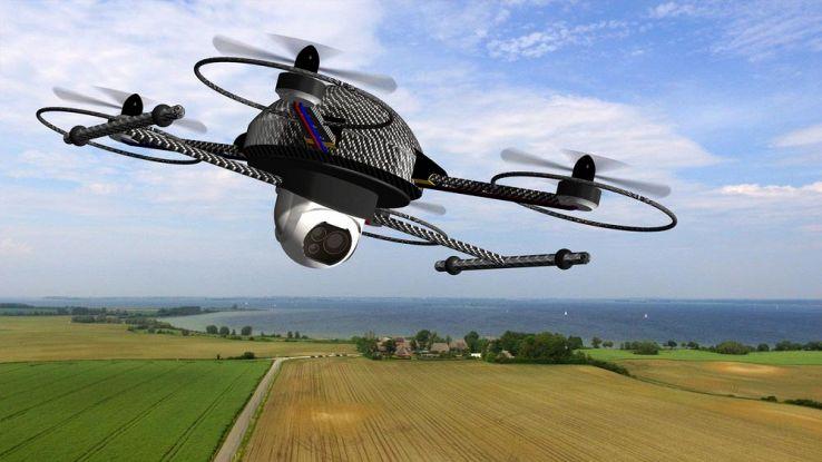 I droni al servizio delle PMI
