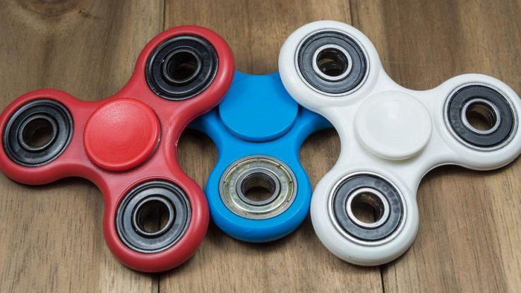 Fidget Spinner, spopolano le app dedicate alla trottola da dito
