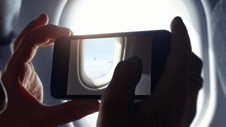 Come scattare foto spettacolari dal finestrino dell'aereo