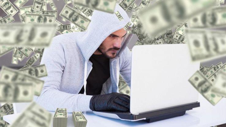 Anche i ladri si evolvono: la rapina in banca diventa digitale