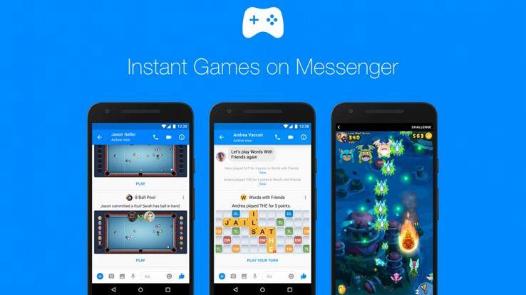 Come giocare agli Instant Game su Facebook Messenger