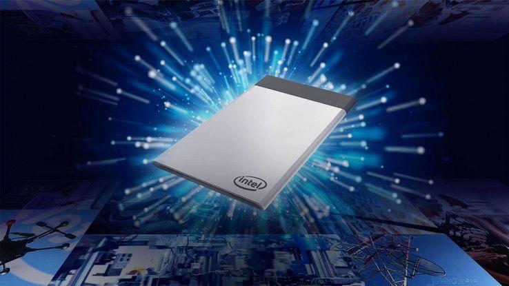 Intel Compute Card, il computer che sta nella tasca