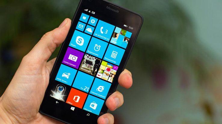 Microsoft, nuovo smartphone e nuovo sistema operativo mobile in arrivo