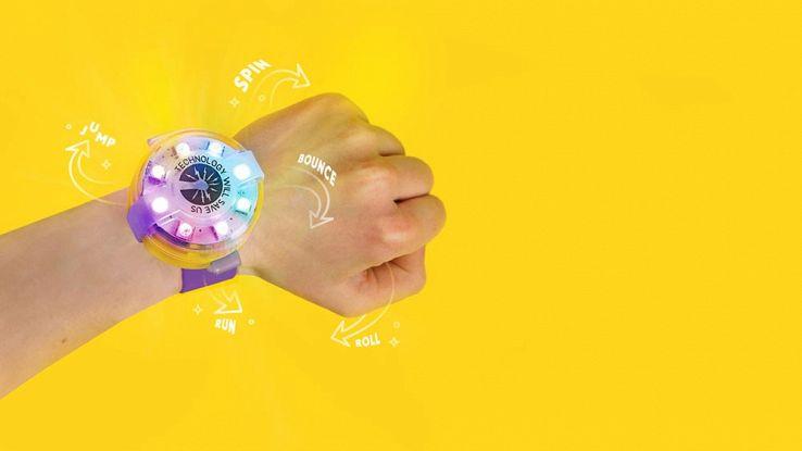 MoverKit, il wearable per bambini che si costruisce come i Lego