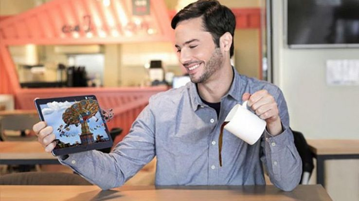 Snap3D, la cover che porta il 3D sullo smartphone