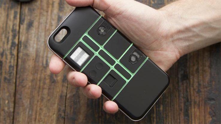 Nexpaq, la cover modulare che migliora le performance dello smartphone