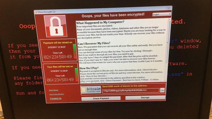 Il ransomware che ha colpito il sistema sanitario britannico