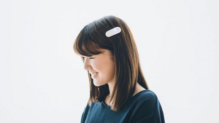 Ontenna, il fermacapelli per chi ha problemi di udito
