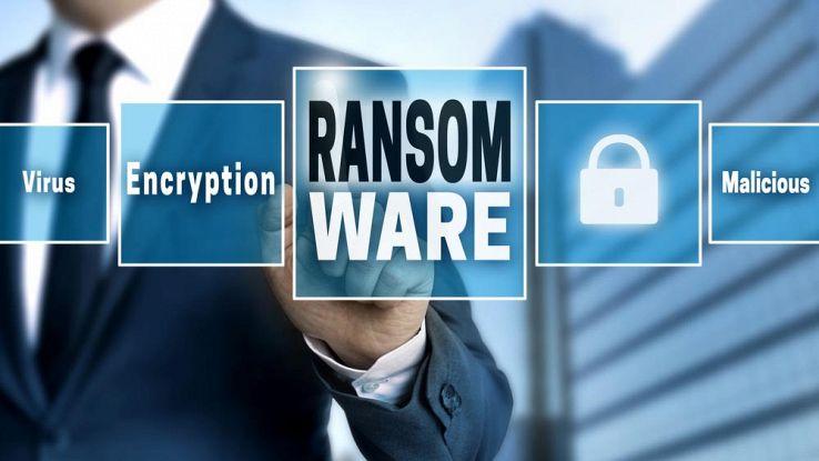 Ransomware, i quattro settori presi maggiormente di mira