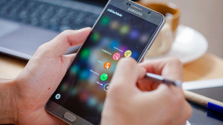 Galaxy Note 8, doppia fotocamera e schermo da 6,3 pollici
