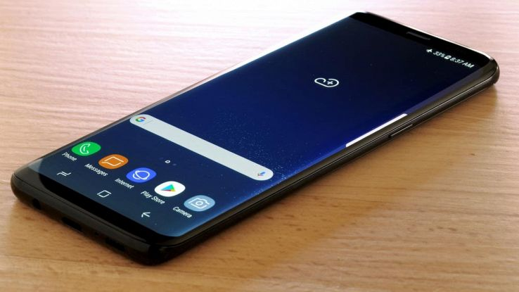 Samsung brevetta smartphone con schermo su tutti i lati