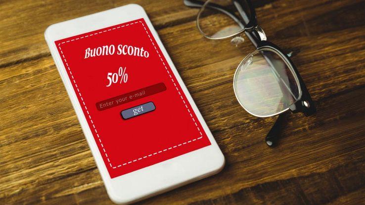 5 app per trovare codici acquisto e buoni sconto