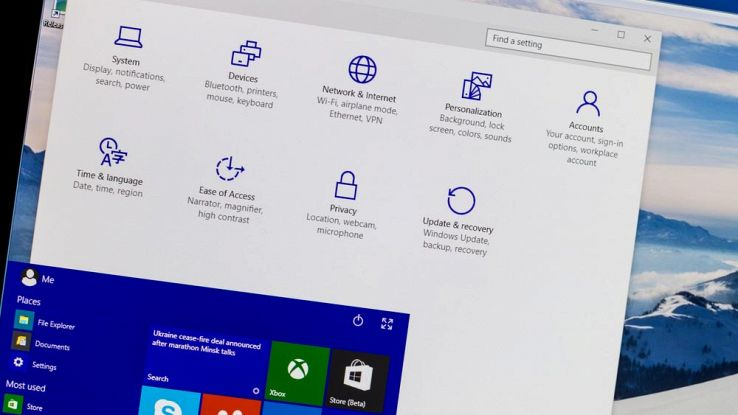 Come impostare una password grafica su Windows 10