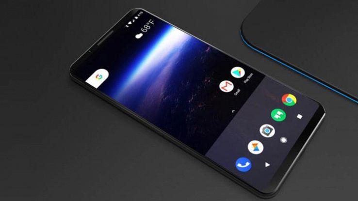 I nuovi Google Pixel avranno un touchpad posteriore (forse)