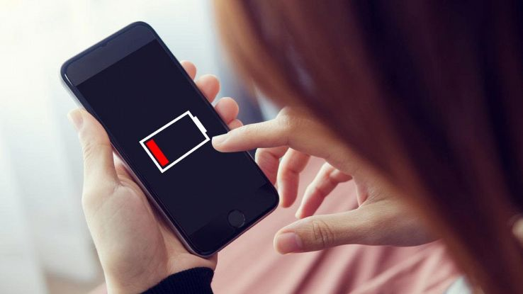 Batteria smartphone, in futuro si ricaricherà solo 4 volte l'anno