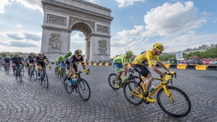 Come vedere il Tour de France 2017 in diretta streaming