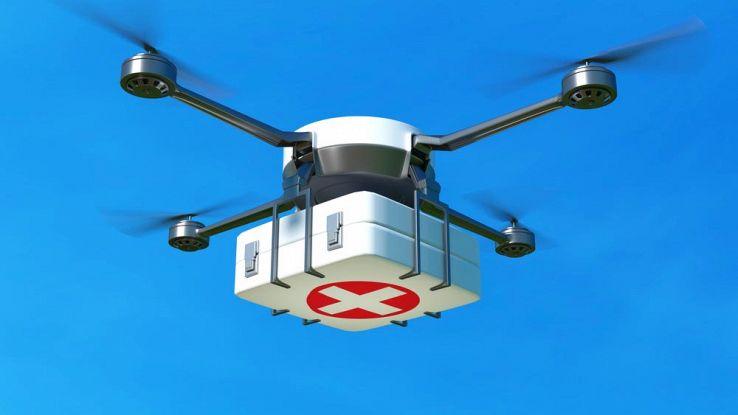 Svezia, droni con defibrillatori al posto delle ambulanze