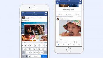 Facebook festeggia il compleanno delle GIF aggiungendole ai commenti