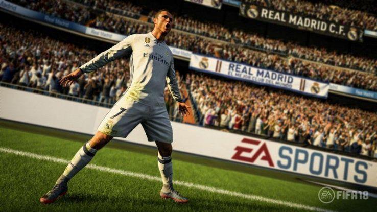 Le novità di Fifa 18: Cristiano Ronaldo e le animazioni dei giocatori