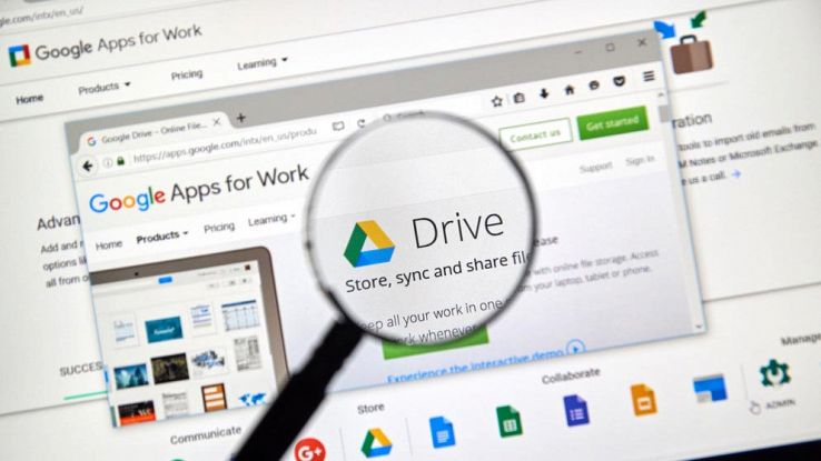 Come fare il backup del PC con Google Drive