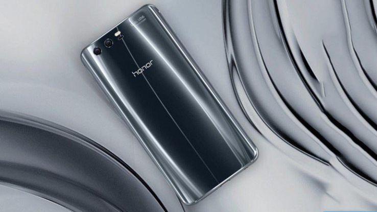 Honor 9, corpo in vetro e doppia fotocamera per l'anti Galaxy S8