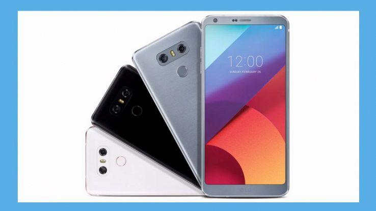 LG G6 Plus e Pro in arrivo prima della fine del mese