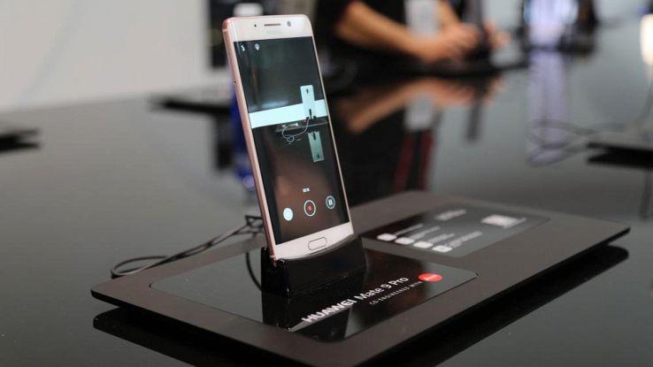 Huawei Mate 10, quattro fotocamere per selfie ad altissima definizione