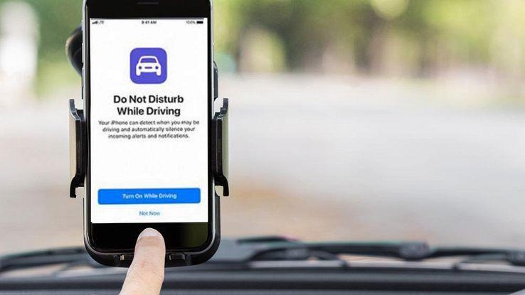 """Come attivare e utilizzare """"Non disturbare alla guida"""" su iPhone"""