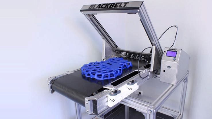 Novel 3D, la stampante 3D che stampa in piano
