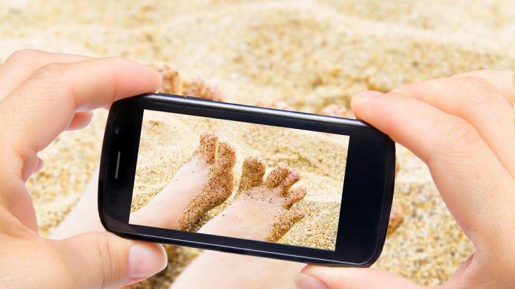 Gadget e app per proteggere la pelle dal sole estivo