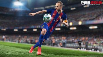 PES 2018, il primo trailer svela il nuovo gameplay dell'anti FIFA 18
