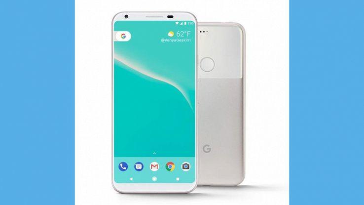 Google Pixel 2, emergono nuove caratteristiche tecniche