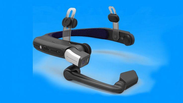 RealWear HMT-1, il tablet industriale indistruttibile che si indossa