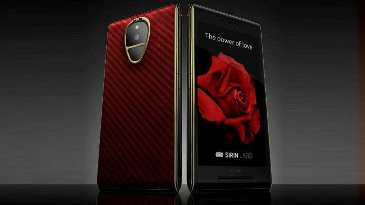 Solarin, lo smartphone super sicuro che costa come un'automobile