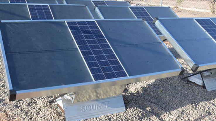 Zero Mass Water, i pannelli solari che producono acqua potabile