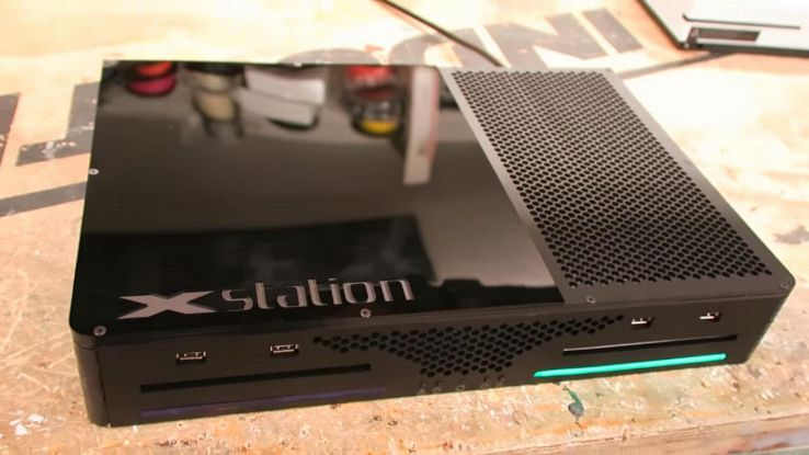 Xstation, la console ibrida che unisce PS4 e Xbox One