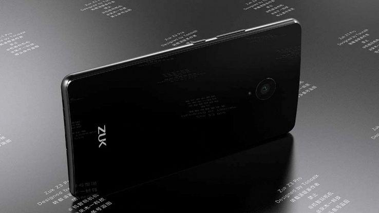Zuk Z3, a settembre il top di gamma Lenovo in versione standard e max
