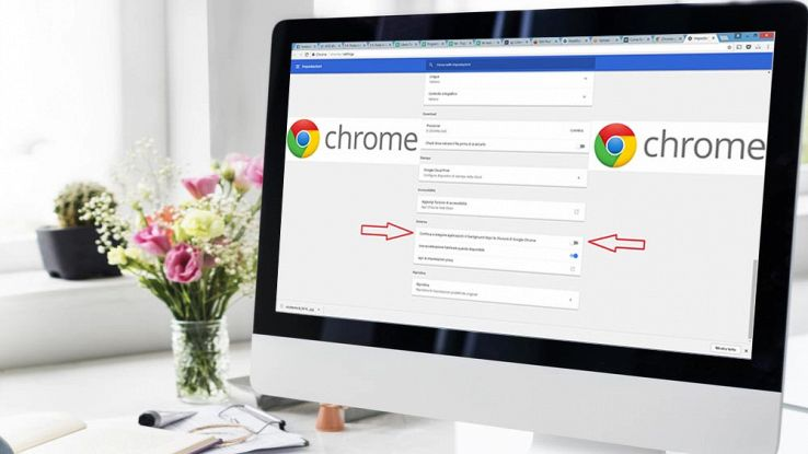 Come bloccare Chrome in background e salvare la batteria del notebook