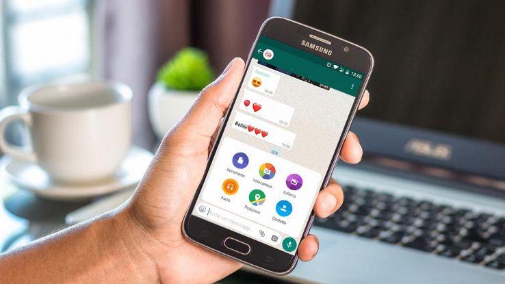 Come Inviare Foto In Alta Risoluzione Con Whatsapp Libero