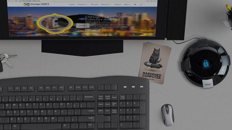 Orwl, il computer che si autodistrugge in caso di attacco informatico