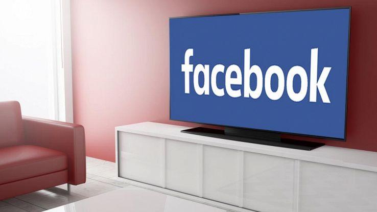 Facebook diventerà anche una televisione con programmi originali