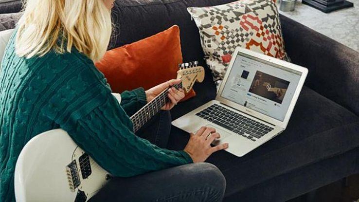 Fender Play, l'app che ti insegna a suonare la chitarra